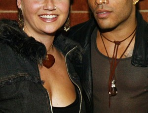 Be still my heart! Lenny Kravitz