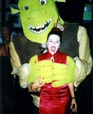 Halloween with Shrek