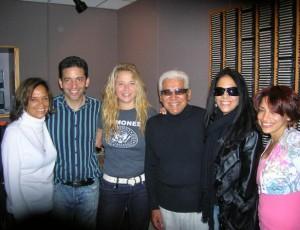 The E Family!! (Escovedo)