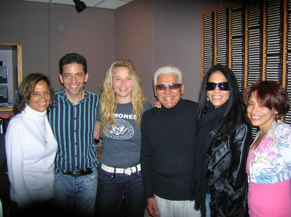 The E Family!! (Escovedo)
