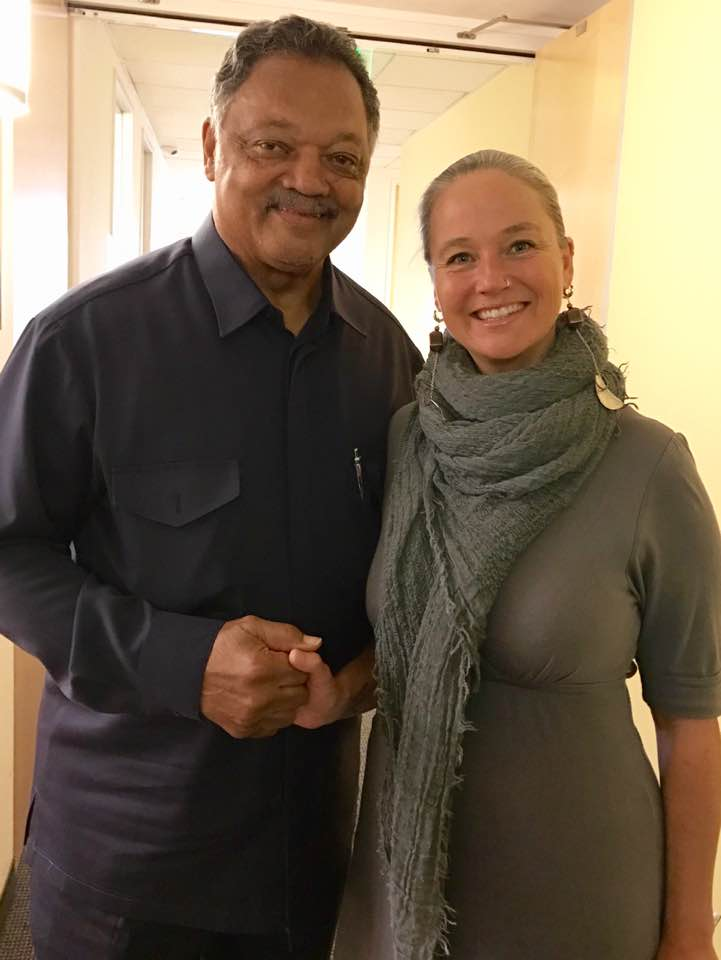 The Honorable Jesse Jackson
