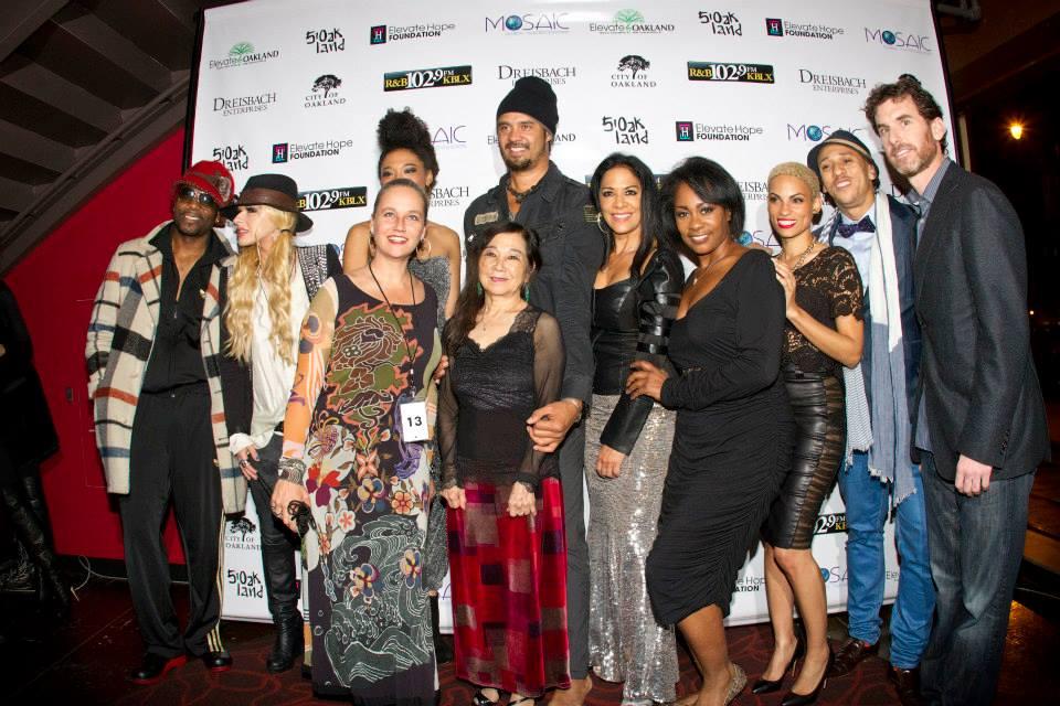 Elevate Oakland with Sheila E, Michael Franti, Goapele and More